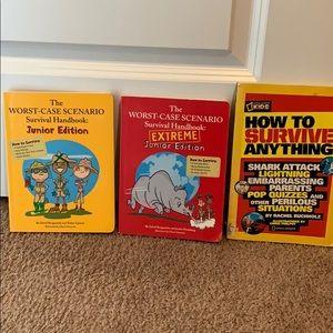 Kids book lot of 3